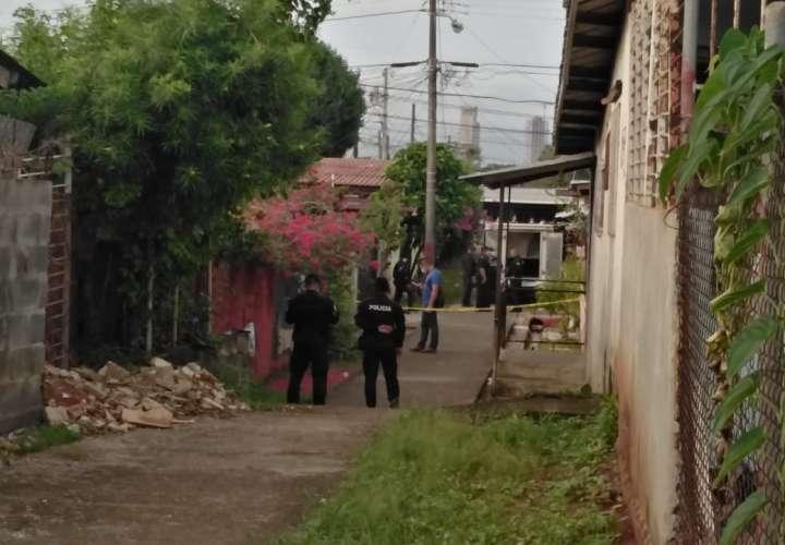 Le tiran bala a un hombre y muere en Nueva Concepción (Video)