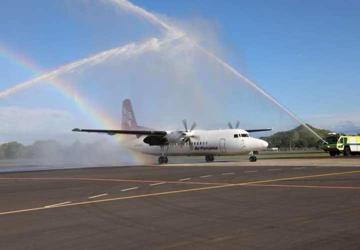 Aviación doméstica se reactiva con vuelos a desde Panamá hacia Chiriquí