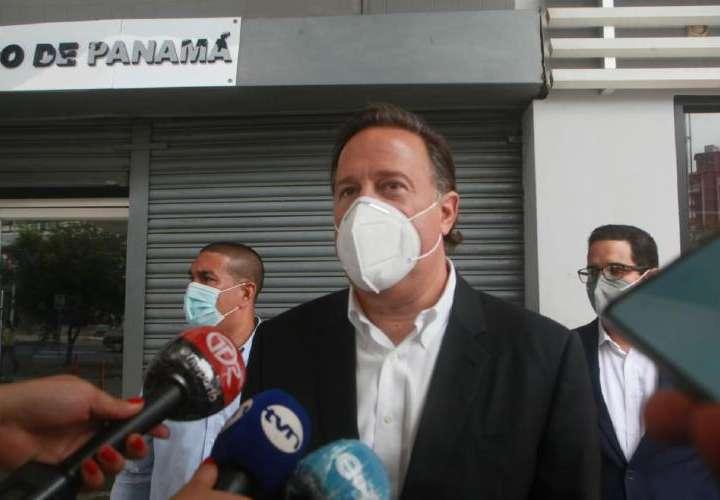 Varela quiere que lo excluyan del caso Odebrecht