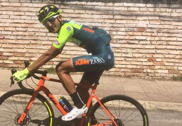 Competidor de lujo se suma a los nacionales de ciclismo