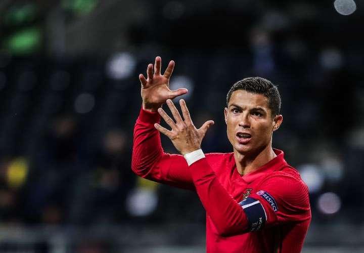 Ronaldo pudo violar protocolo contra covid