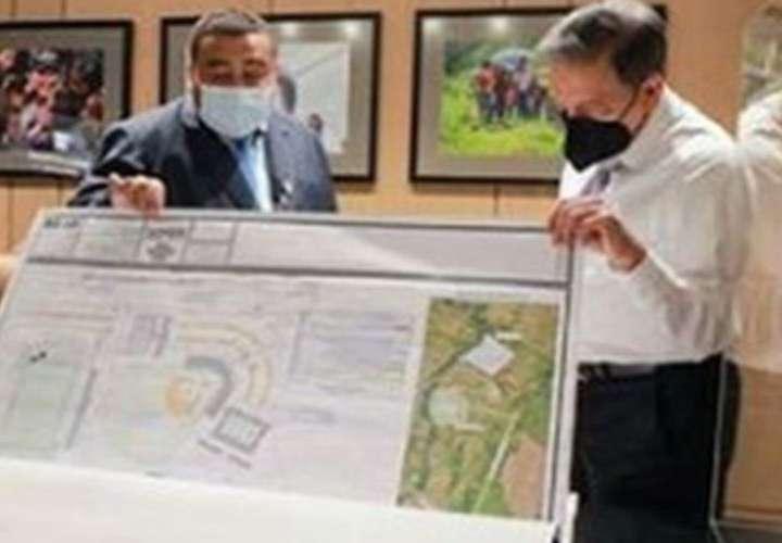 Presentan proyecto de complejo deportivo para Bugaba