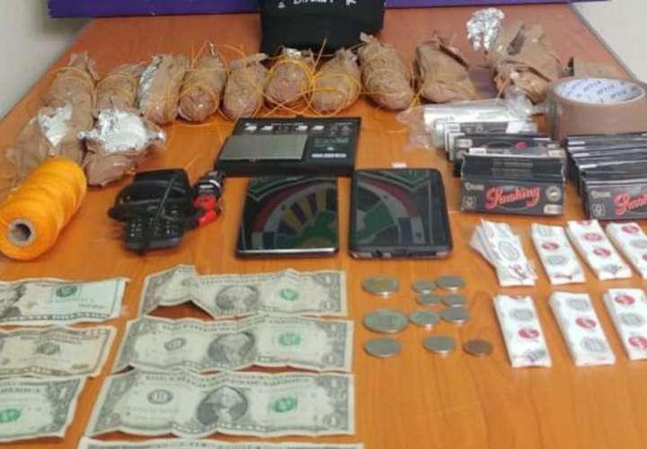 Custodio intentó meter droga y artículos prohibidos a la cárcel