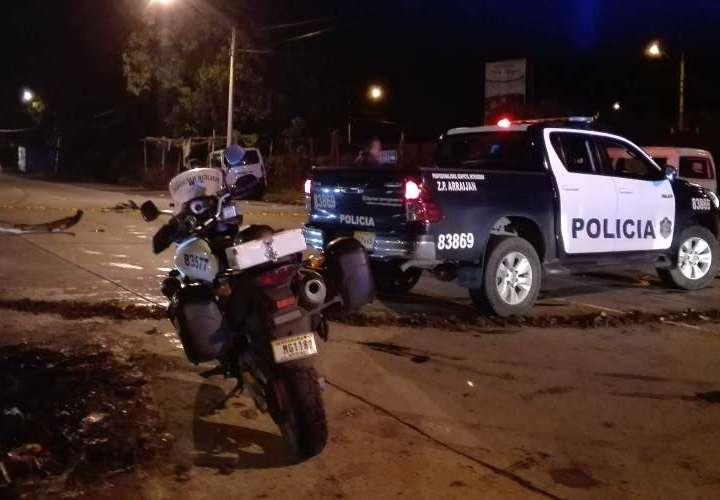 Ciclista muere arrollado, involucrado se fugó