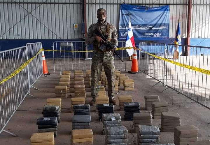 Rantan droga en costas de Los Santos y Veraguas