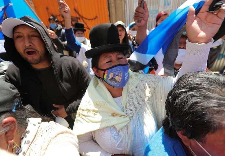 El órgano electoral prevé que haya nuevo presidente de Bolivia en noviembre