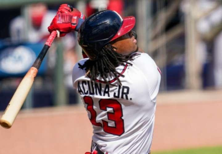 Acuña, el mejor 'Vale' en la MLB.
