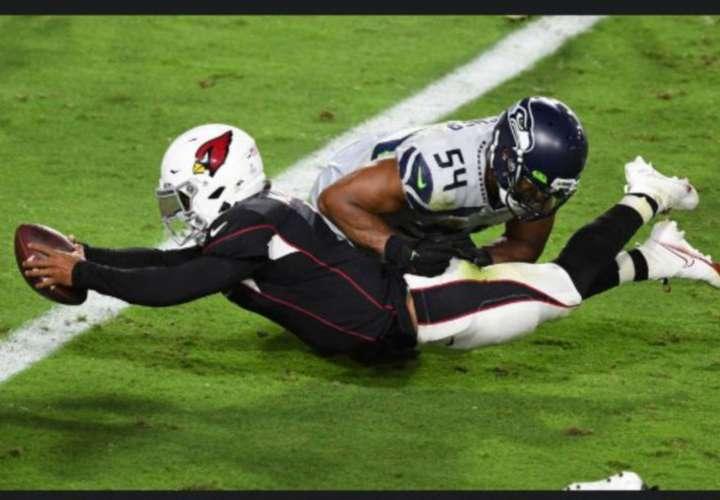 Arizona Cardinals le quitan invicto a Seattle