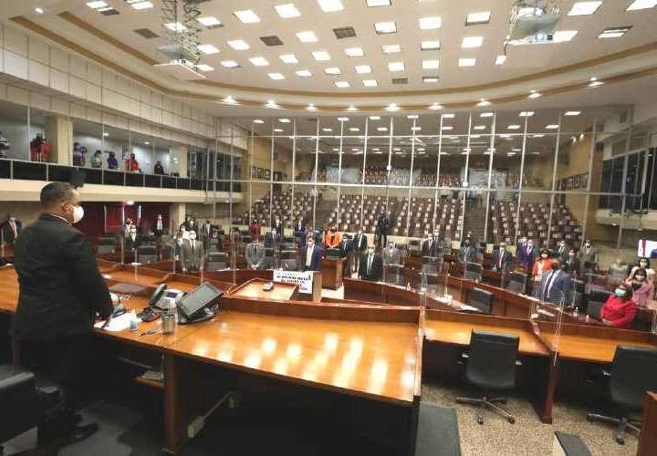 Con 62 proyectos aprobados cierra la Asamblea