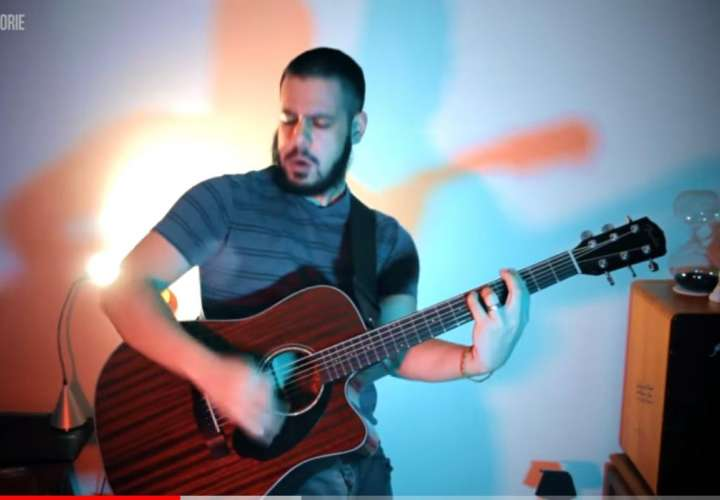 Youtuber estrena video con artista panameño