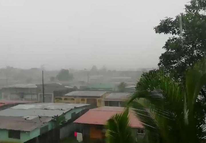 Se mantiene el ingreso de nubosidad al occidente y el Pacífico panameño.