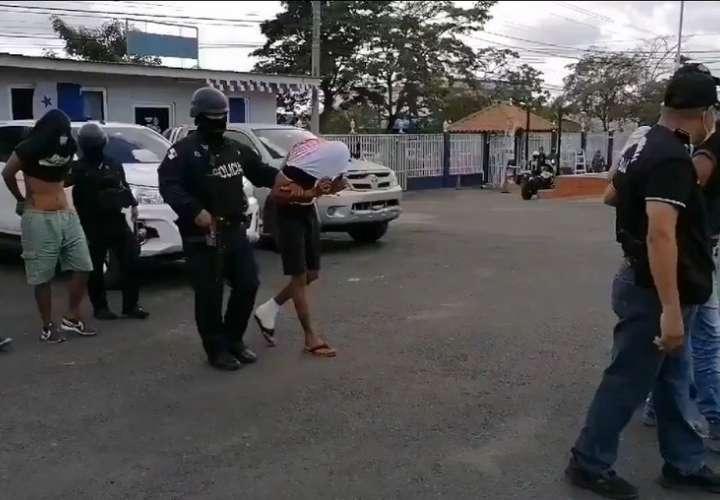 Caen seis homicidas en La Chorrera y Chiriquí  [Video]