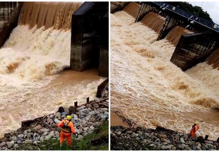 Sinaproc podría suspender la búsqueda de menor que se llevó el río