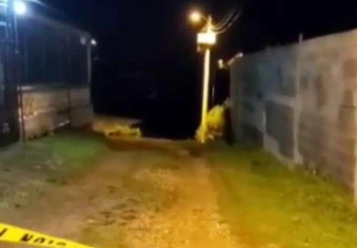 Asesinan a joven de 26 años en El Crisol, Colón   [Video]