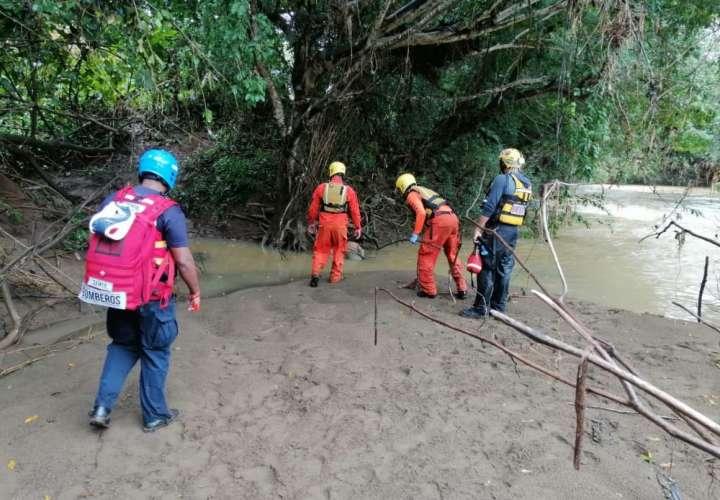 Encuentran sin vida a desaparecido en el río Estivaná en Macaracas