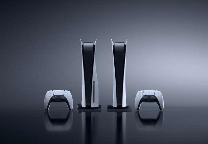 Imágenes de la nueva PlayStation 5 cedidas por PlayStation / Sony. EFE