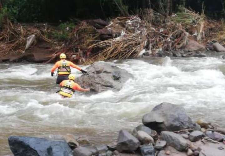 Sinaproc continúa búsqueda de dos mujeres desaparecidas en Tierras Altas