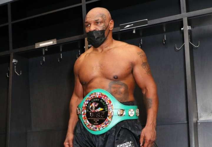 Tyson, favorito ante Holyfield