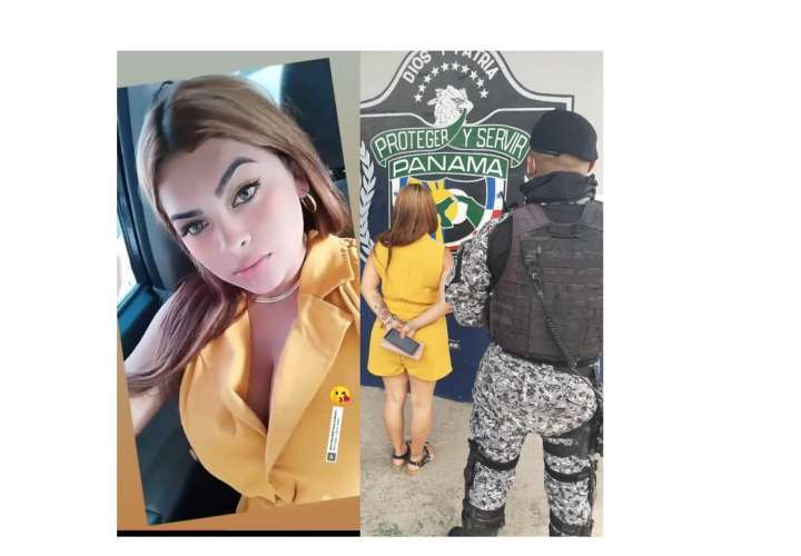 La Polla se molesta por las burlas en su contra tras ser detenida