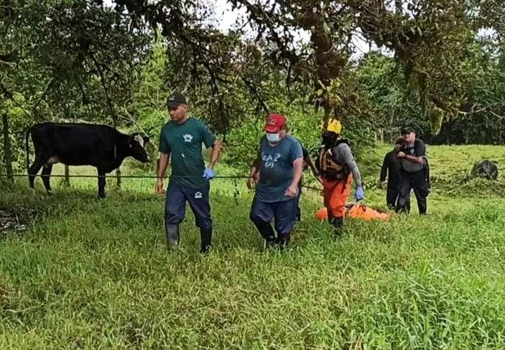 Encuentran mujer ahogada en Cuesta de Piedra, Volcán
