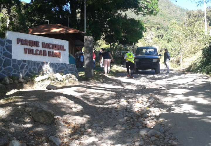 Sigue cierre en áreas protegidas de Chiriquí