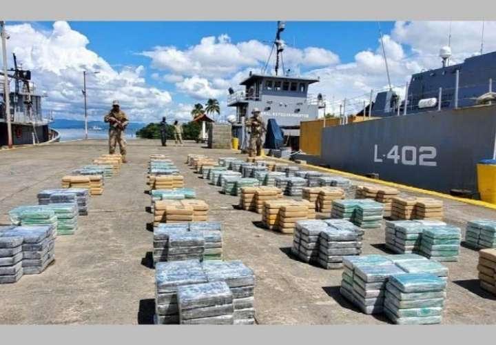 Siguen cayendo los kilos de drogas en distintos puntos del país