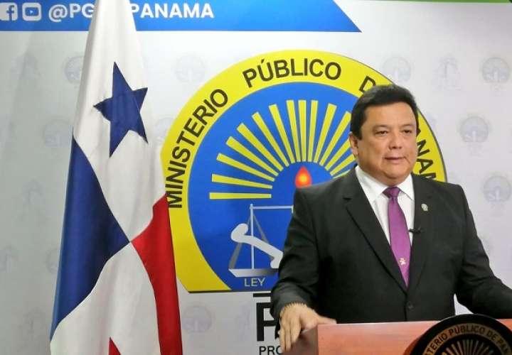 Procurador General de la Nación Eduardo Ulloa.