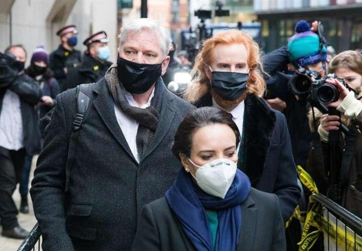Julian Assange. EFE