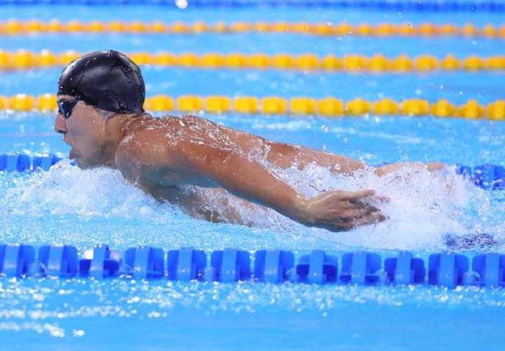 Tyler Christianson, primera opción de la natación panameña para juegos olímpicos