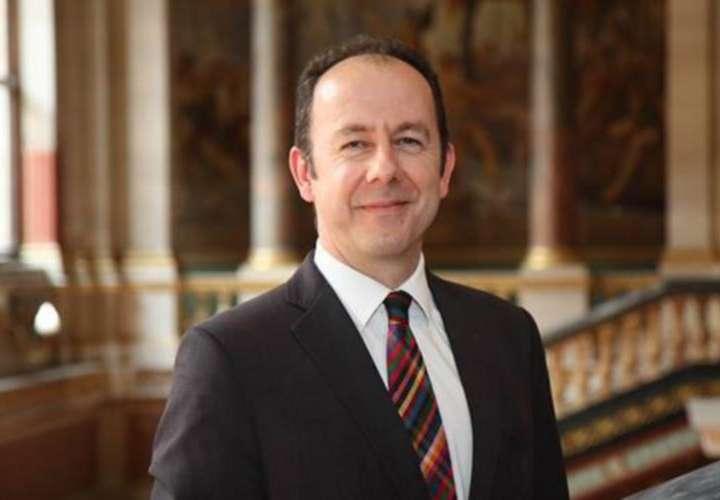 Nuevo embajador británico en Panamá