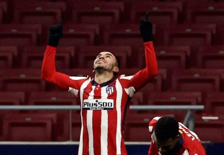 Atlético, campeón de invierno