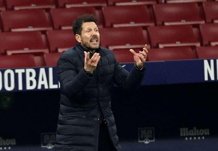 Simeone, el mejor técnico de la década
