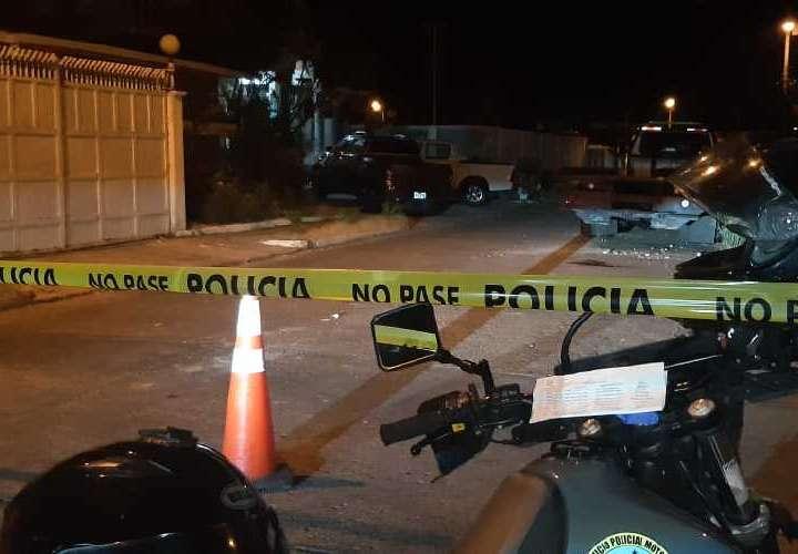 Más de 20 detonaciones habrían hecho contra hombre en Don Bosco