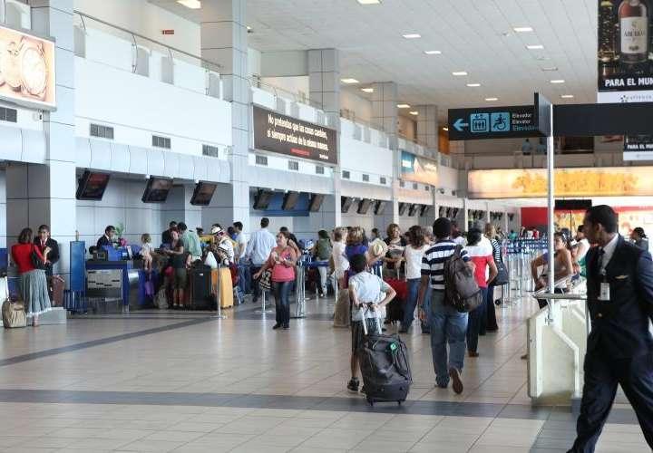 Aeropuerto Internacional movilizó a 4.5 millones de pasajeros