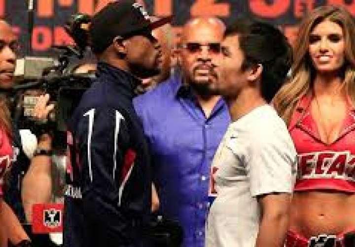 Manny Pacquiao llamó envidioso a Floyd Mayweather