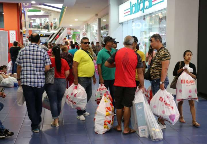 Panamá Black Weekend generó movimiento comercial