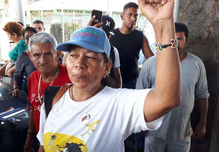 Liberan a periodista Ligia Arriaga tras ser detenida por más de 26 horas