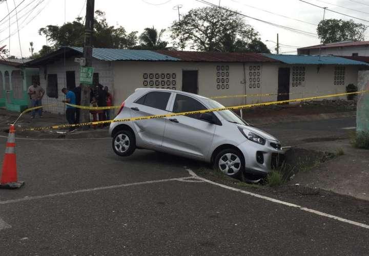 Pistoleros fueron recibidos con bala en Villa del Caribe en Colón