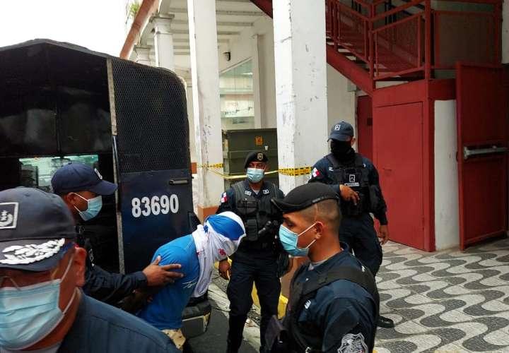 Ordenan detención provisional para tercer implicado en masacre del búnker