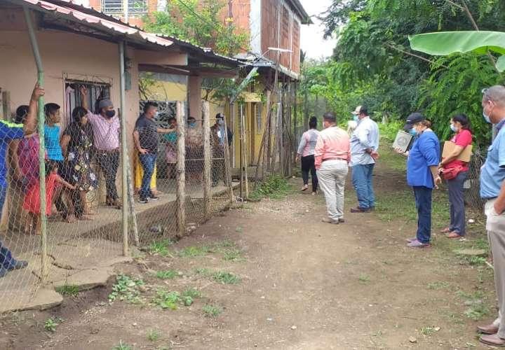 Familiares de la tragedia en Veraguas piden ayuda  a las autoridades