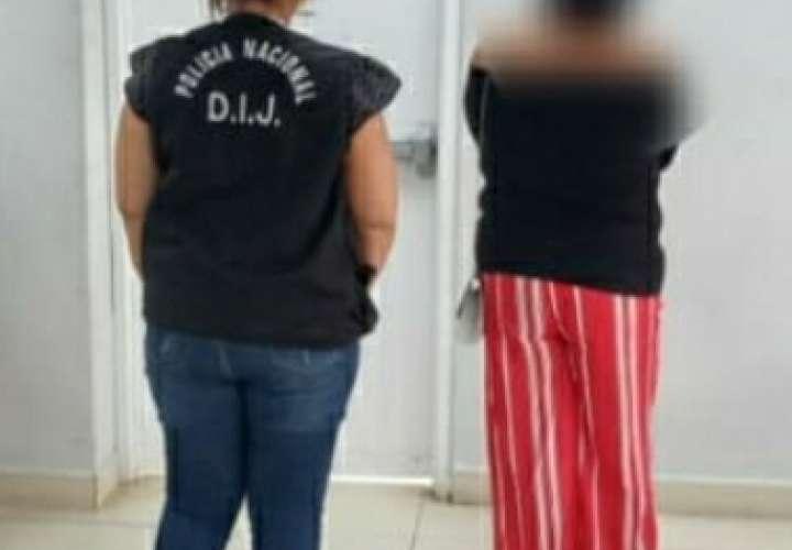 La mujer se dedicaba a estafar en la provincia de Herrera