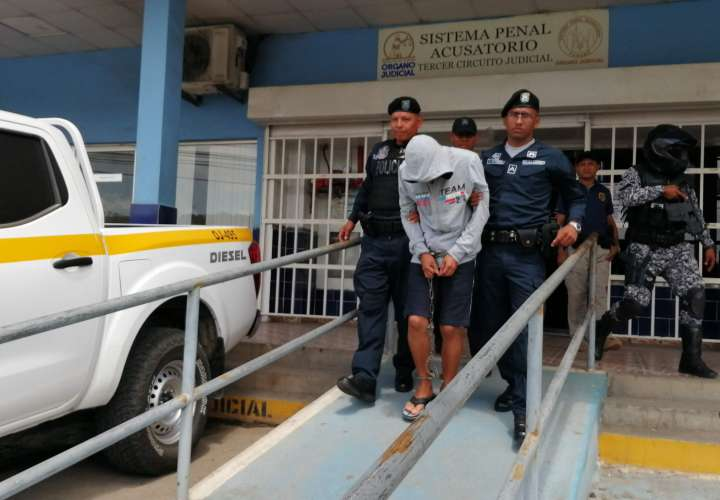 Ratifican detención preventiva