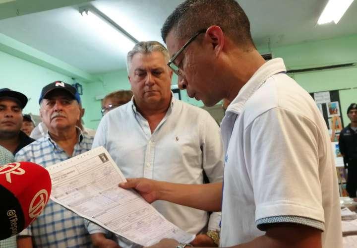 CD logró obtener tres de las cinco alcaldías de Panamá Oeste