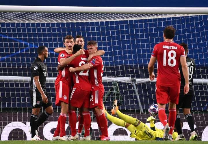 Bayern Múnich será el rival del PSG en final de la Liga de Campeones de la UEFA