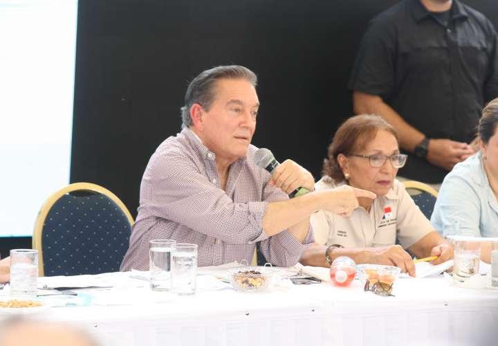 Cortizo impresionado con lista de abogados que aspiran a ser magistrados de CSJ