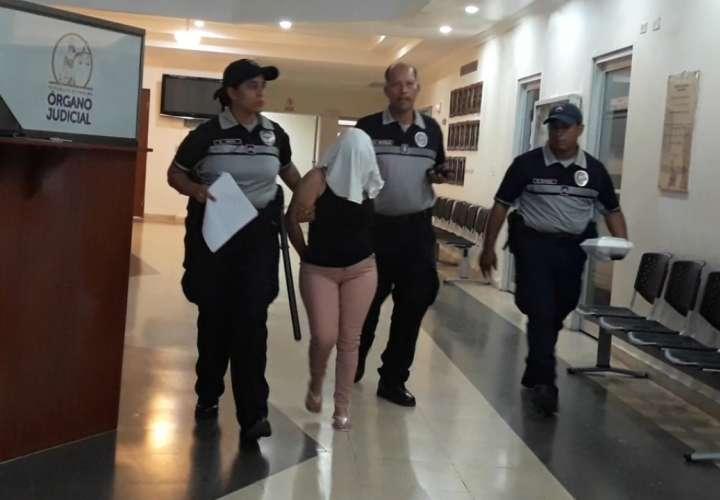 Mujer que robó recién nacida en Chiriquí pagará cuatro años de cárcel