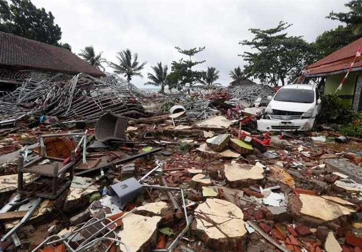 Panamá expresa su solidaridad con Indonesia tras tsunami