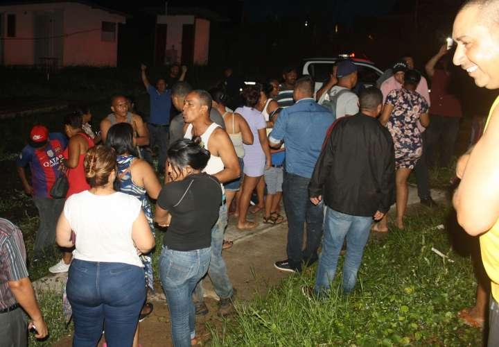 Invaden casas en Loma de Mastranto en La Chorrera