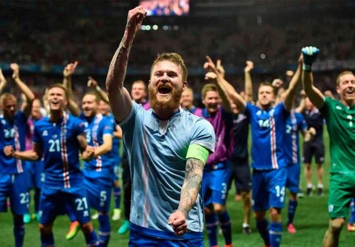 Islandia se prepara para disputar su primera cita mundialista.