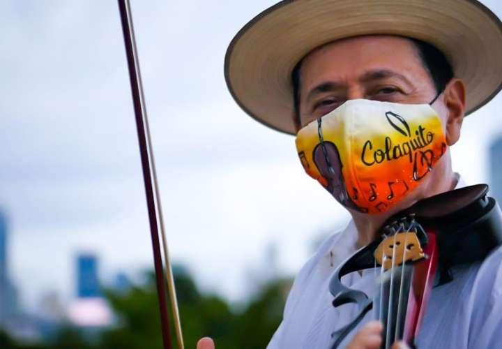 Colaquito Cortez le pone la sazón panameña al tema 'Jerusalema'